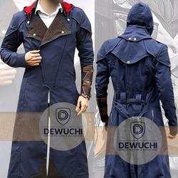 4877d2fef Dewuchi.com Arno Dorian Assassin's Creed Unity Coat