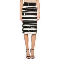 09b8258f5b Joss Carver s Sequin Striped Skirt on Mistresses