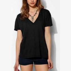 e3abf5e4e40b6 Pins And Needles Chloe Lace Bralette · Buy · Urban Outfitters Truly Madly  Deeply Boyfriend V-Neck Tee