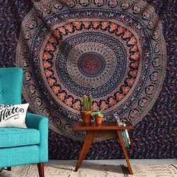 Urban Outfitters Magical Thinking Logan Medallion Tapestry