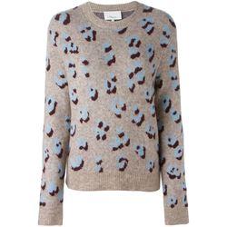 fc010c5d5be2 Marc by Marc Jacobs zip detail leopard print sweater | Pradux