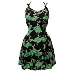 Sidecca Ballerina Print Cami Dress Pradux