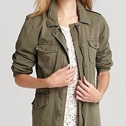 eeb808139e Cece Parakeh's Olive Green Parka Jacket on New Girl   Pradux